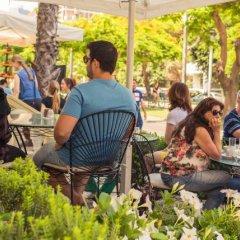The Rothschild Hotel - Tel Avivs Finest Израиль, Тель-Авив - отзывы, цены и фото номеров - забронировать отель The Rothschild Hotel - Tel Avivs Finest онлайн приотельная территория
