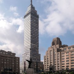 Отель Holiday Inn Express And Suites Mexico City At The Wtc Мехико фото 7