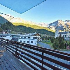 Bed & Breakfast Hostel Nives Стельвио балкон