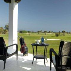 Parador de Málaga Golf hotel балкон