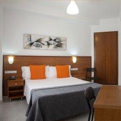 Отель Hostal Sans Испания, Барселона - отзывы, цены и фото номеров - забронировать отель Hostal Sans онлайн комната для гостей фото 2