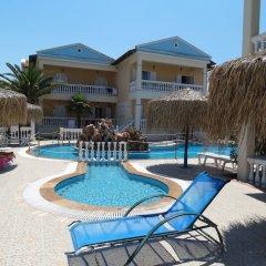 Отель Rigakis Греция, Ханиотис - отзывы, цены и фото номеров - забронировать отель Rigakis онлайн бассейн
