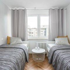 Апартаменты Chill Apartments Downtown комната для гостей