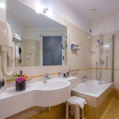 Отель Best Western Plus Hotel Galles Италия, Милан - 13 отзывов об отеле, цены и фото номеров - забронировать отель Best Western Plus Hotel Galles онлайн ванная фото 2