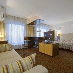 Отель Спутник Москва комната для гостей фото 3