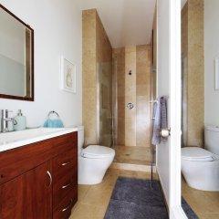 Отель Argyle Penthouse Chic 1BR Apt 2 Sofabed США, Вашингтон - отзывы, цены и фото номеров - забронировать отель Argyle Penthouse Chic 1BR Apt 2 Sofabed онлайн ванная