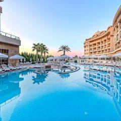 Отель Kirman Belazur Resort And Spa Богазкент фото 16