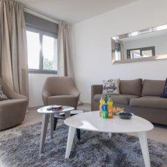 Апартаменты Kook 7 Apartment Иерусалим комната для гостей фото 5