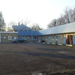 Отель Altamont Motel парковка