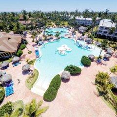 Отель VIK Hotel Arena Blanca - Все включено Доминикана, Пунта Кана - отзывы, цены и фото номеров - забронировать отель VIK Hotel Arena Blanca - Все включено онлайн бассейн