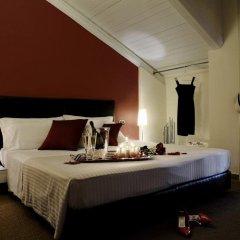 Отель Albergo D'italia сейф в номере