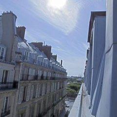 Отель Residence Concorde Louvre Париж балкон
