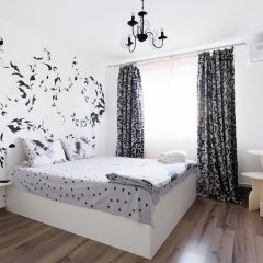 Апартаменты Odessa Rent Service Apartments at Sea-side комната для гостей фото 2