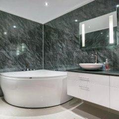 Отель Aalesund City Apartment Норвегия, Олесунн - отзывы, цены и фото номеров - забронировать отель Aalesund City Apartment онлайн ванная