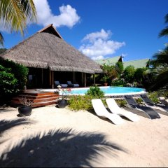 Отель Villa Pool & Beach by Enjoy Villas Villa 2 бассейн