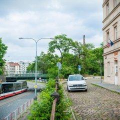 Отель Le Petit Hotel Prague Чехия, Прага - 9 отзывов об отеле, цены и фото номеров - забронировать отель Le Petit Hotel Prague онлайн парковка