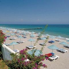 Отель Sultan Beldibi - All Inclusive пляж фото 2