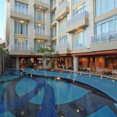 Bedrock Hotel Kuta Bali спа