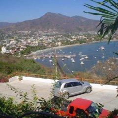 Отель Villas El Morro парковка