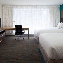Отель Residence Inn by Marriott Montreal Downtown Канада, Монреаль - отзывы, цены и фото номеров - забронировать отель Residence Inn by Marriott Montreal Downtown онлайн удобства в номере фото 2