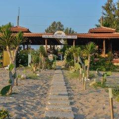 Отель Safak Beach Motel пляж