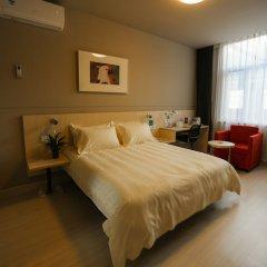 Jinjiang Inn Xi'an South Second Ring Gaoxin Hotel комната для гостей фото 3