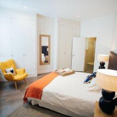 Отель Heima Homes Puerta del Sol Palacio Real Испания, Мадрид - отзывы, цены и фото номеров - забронировать отель Heima Homes Puerta del Sol Palacio Real онлайн комната для гостей фото 2