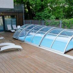 Отель Room 5 Apartments Австрия, Зальцбург - отзывы, цены и фото номеров - забронировать отель Room 5 Apartments онлайн бассейн фото 2