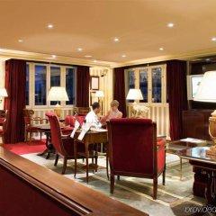 Отель Intercontinental Paris-Le Grand Париж гостиничный бар