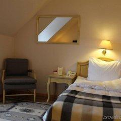 Отель Nordkalotten Hotell & Konferens комната для гостей