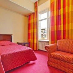 Гостиница Варшава комната для гостей
