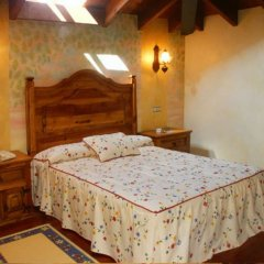 Hotel Rural Sucuevas - Adults Only Кангас-де-Онис сейф в номере