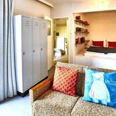 magdas HOTEL комната для гостей фото 3