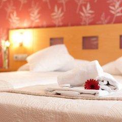 Отель Hostal Abami Ii Мадрид в номере