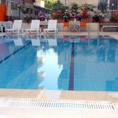 Kleopatra Hermes Hotel Турция, Аланья - отзывы, цены и фото номеров - забронировать отель Kleopatra Hermes Hotel онлайн бассейн