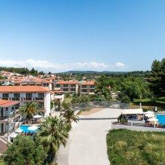 Отель Simeon Греция, Метаморфоси - отзывы, цены и фото номеров - забронировать отель Simeon онлайн балкон