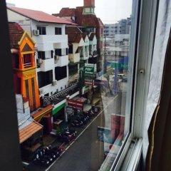 Отель Rayaan Guest House Phuket балкон