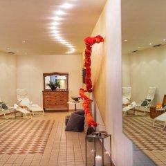 Отель Residence Landhaus Fux Силандро фитнесс-зал