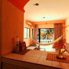 Отель Mayambe Private Village Мексика, Канкун - отзывы, цены и фото номеров - забронировать отель Mayambe Private Village онлайн комната для гостей фото 4