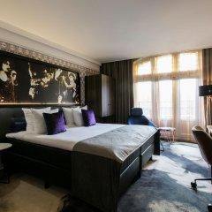 Отель Hampshire Hotel - Amsterdam American Нидерланды, Амстердам - 4 отзыва об отеле, цены и фото номеров - забронировать отель Hampshire Hotel - Amsterdam American онлайн комната для гостей фото 5