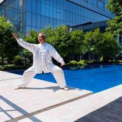 Grand Mercure Shanghai Century Park Hotel фитнесс-зал
