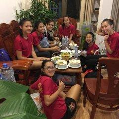 Отель Tra Que Riverside Homestay Вьетнам, Хойан - отзывы, цены и фото номеров - забронировать отель Tra Que Riverside Homestay онлайн питание фото 2