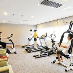 Suzhou Days Hotel фитнесс-зал фото 2