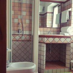 Отель Agriturismo Zampacorta Маккиагодена ванная