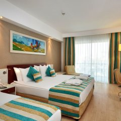 Sunis Evren Resort Hotel & Spa – All Inclusive Сиде комната для гостей фото 8