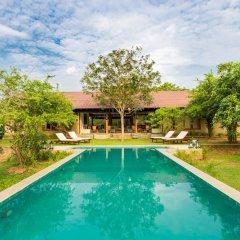 Отель Taru Villas - Yala (All Inclusive) бассейн фото 3