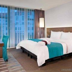 Отель Holiday Inn Düsseldorf - Hafen комната для гостей фото 5