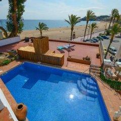 Отель Villa Sa Caleta Испания, Льорет-де-Мар - отзывы, цены и фото номеров - забронировать отель Villa Sa Caleta онлайн фото 6