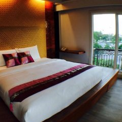 Отель Dang Derm in The Park Khaosan комната для гостей фото 4
