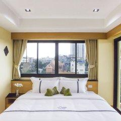 Отель Sillemon Garden Бангкок комната для гостей фото 2